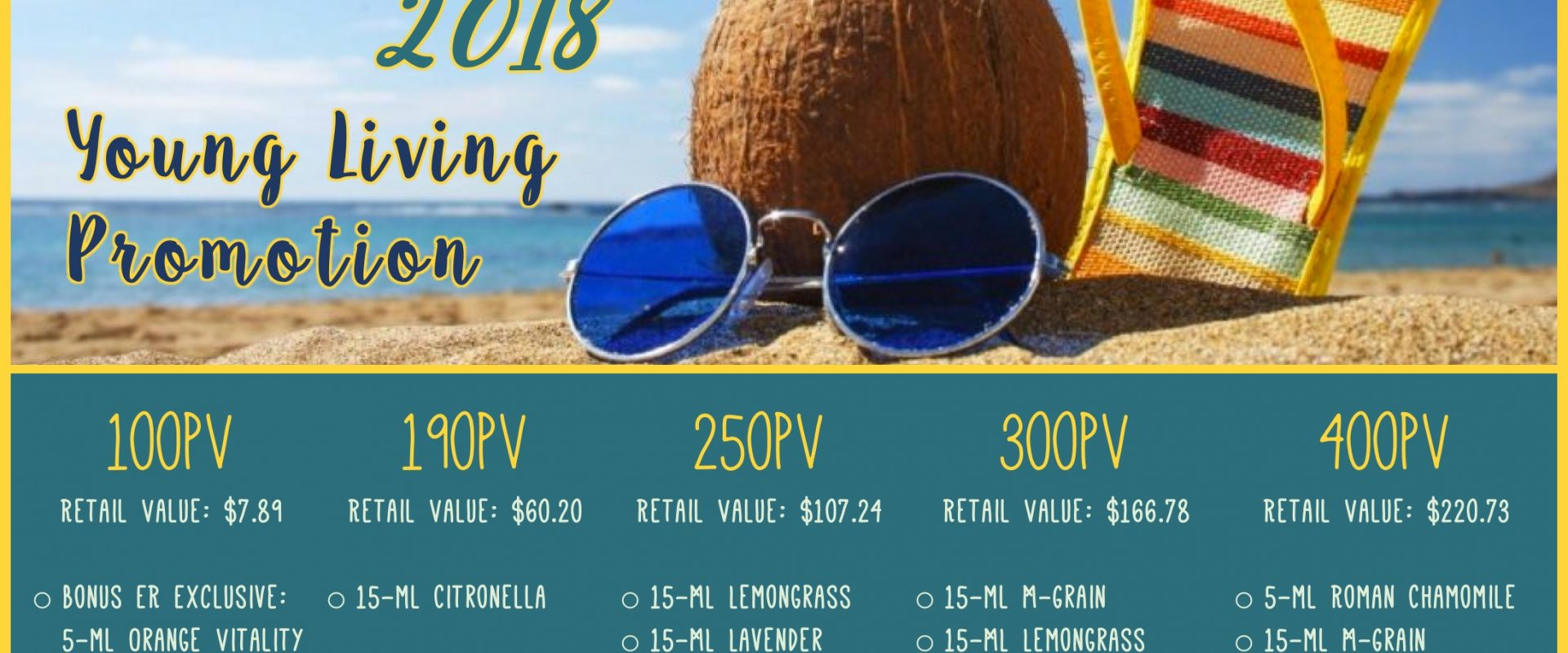 June Promos Will Get You Fired Up for Summer!